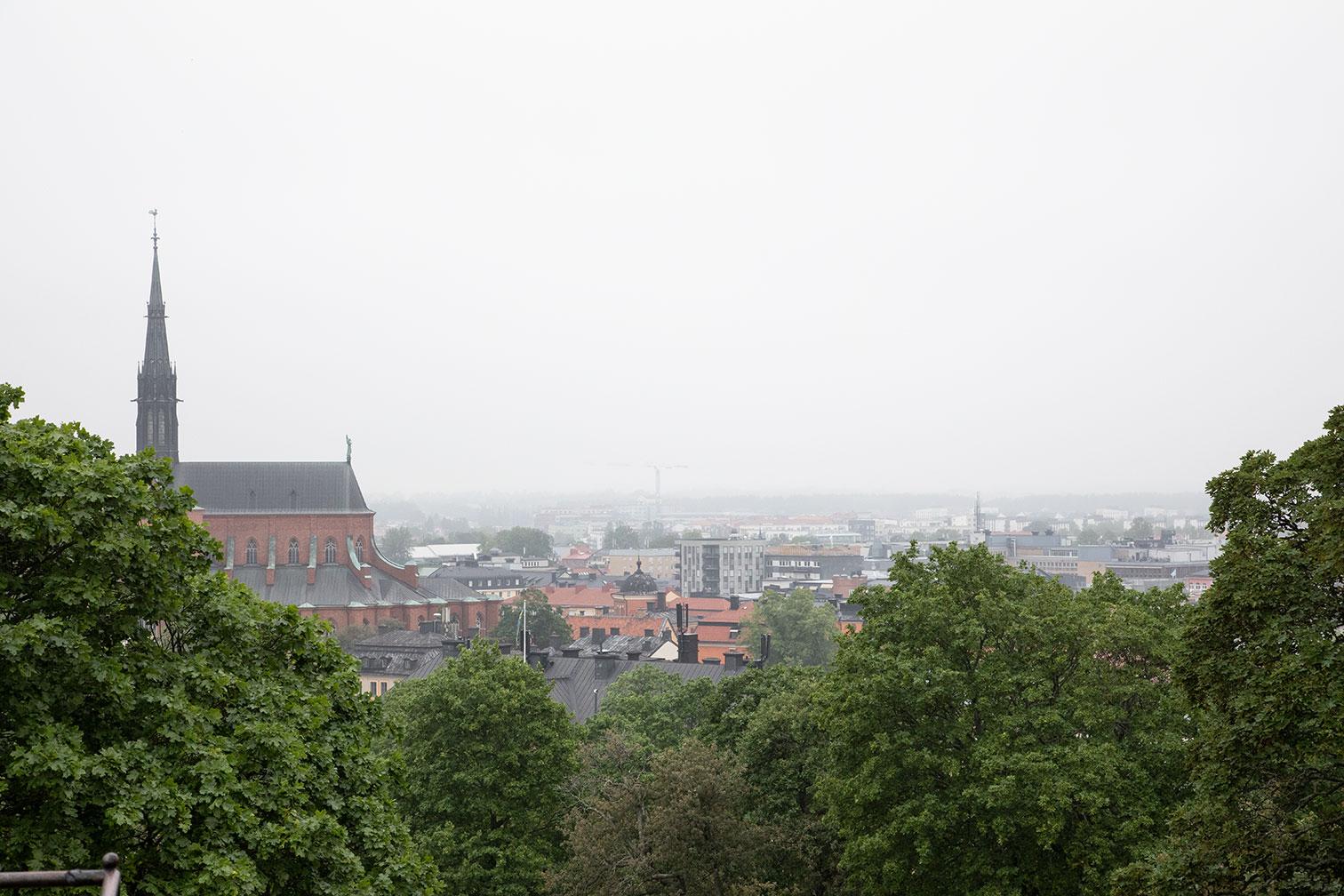 Uppsala City View
